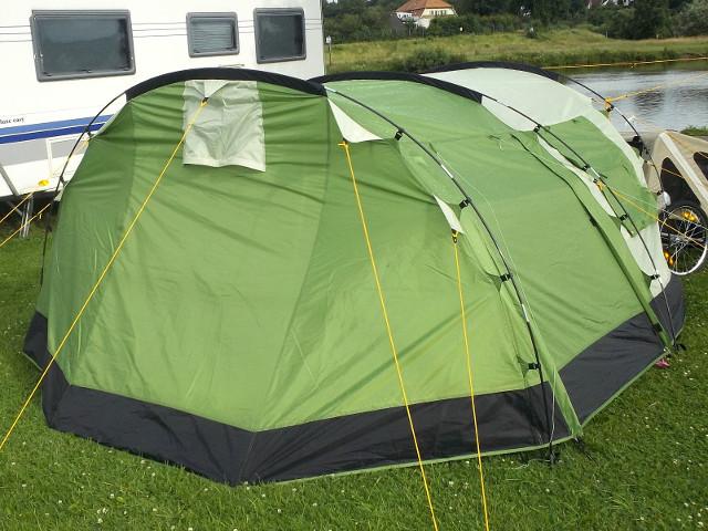 Welches Zelt für Campingurlaub?